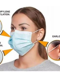 3ply Disposible Mask